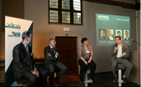Emotional intelligence speakers pannel - VKW  15/06/2012